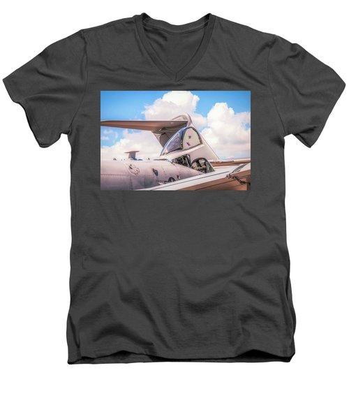Cockpit Men's V-Neck T-Shirt