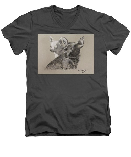 Coco And Rudy Men's V-Neck T-Shirt