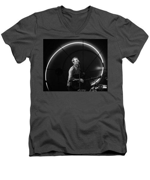 Coldplay11 Men's V-Neck T-Shirt by Rafa Rivas