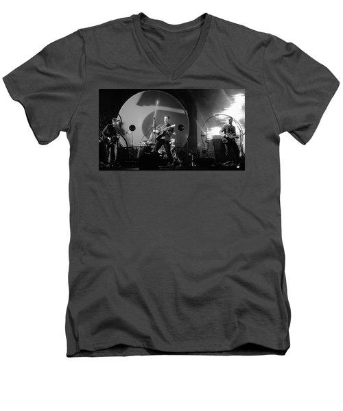 Coldplay12 Men's V-Neck T-Shirt by Rafa Rivas