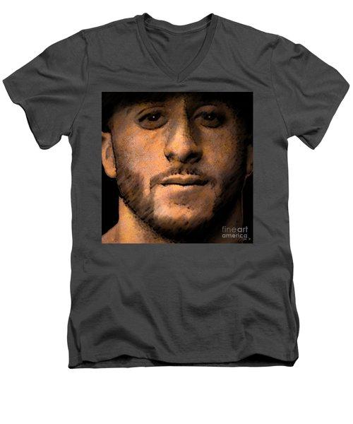 Colin Kaepernick Men's V-Neck T-Shirt