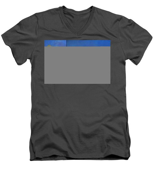 Color Abstractioin Lx Men's V-Neck T-Shirt