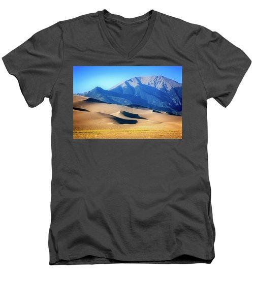 Colorado Dunes Men's V-Neck T-Shirt