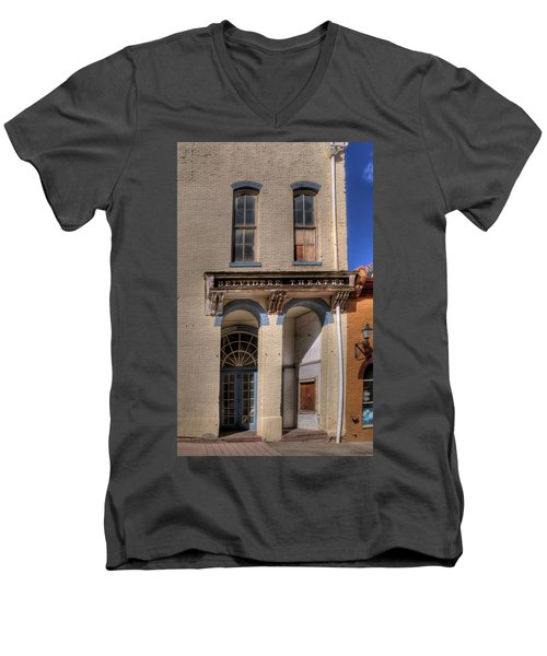 Belvidere Theatre Men's V-Neck T-Shirt