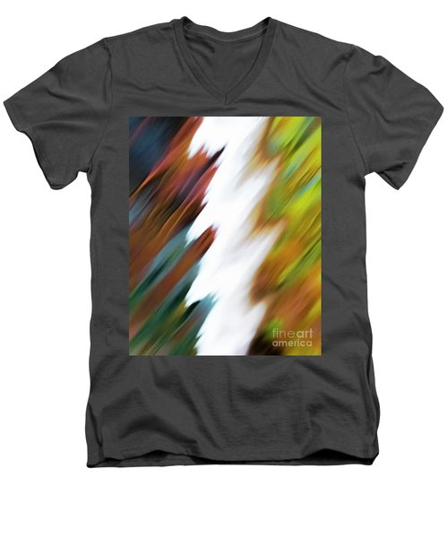 Colors Of Water Men's V-Neck T-Shirt