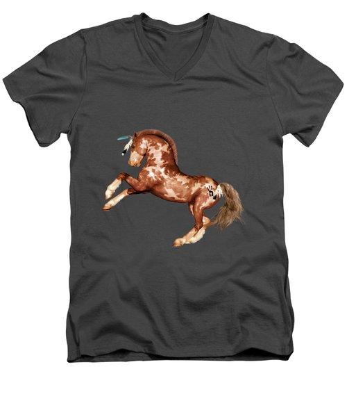 Comanche Men's V-Neck T-Shirt