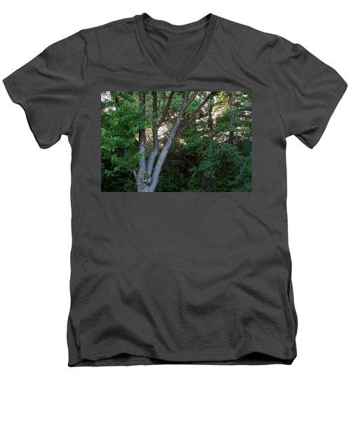 Comes The Dawn Men's V-Neck T-Shirt