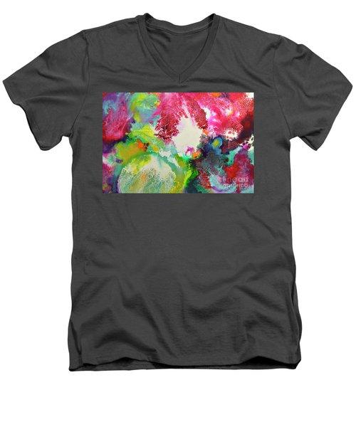 Coming Alive 3 Men's V-Neck T-Shirt