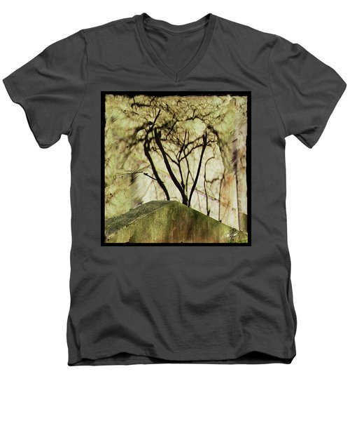 Concrete Jungle Men's V-Neck T-Shirt
