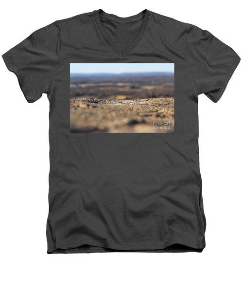 Concrete Landscape 1 Men's V-Neck T-Shirt