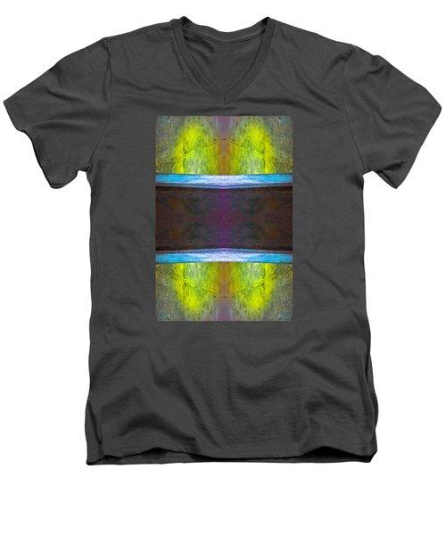 Concrete N71v1 Men's V-Neck T-Shirt