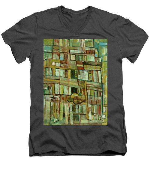Condo Men's V-Neck T-Shirt