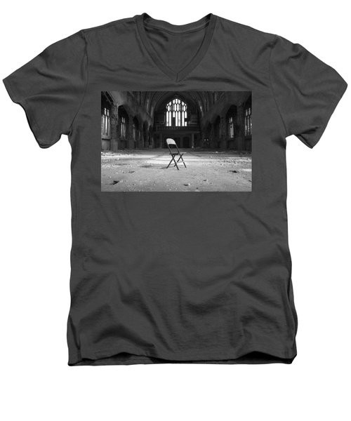 Confess  Men's V-Neck T-Shirt