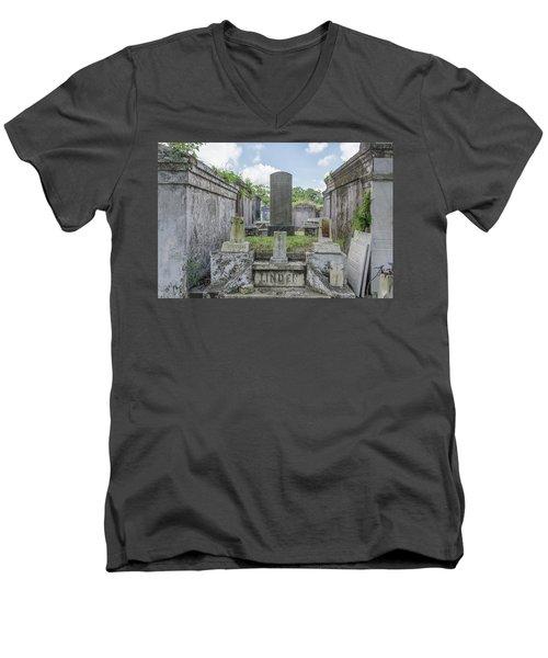 Congregation Of The Dead Men's V-Neck T-Shirt