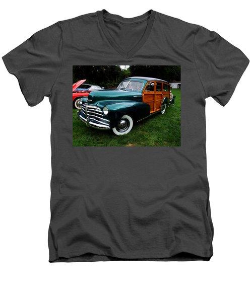 Constance Men's V-Neck T-Shirt