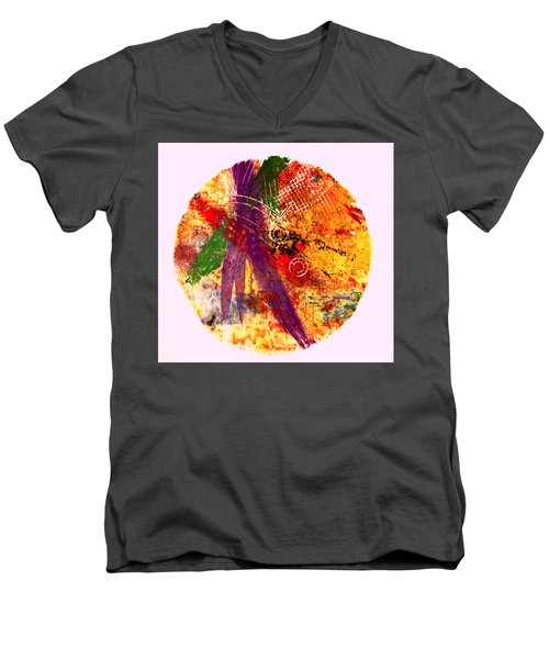Contained Men's V-Neck T-Shirt