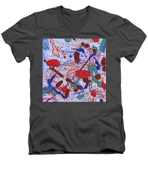 Conversation With Grace Men's V-Neck T-Shirt