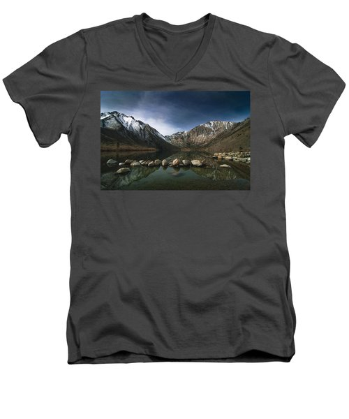 Convict Lake Men's V-Neck T-Shirt
