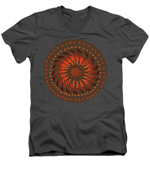 Coober Pedy Men's V-Neck T-Shirt