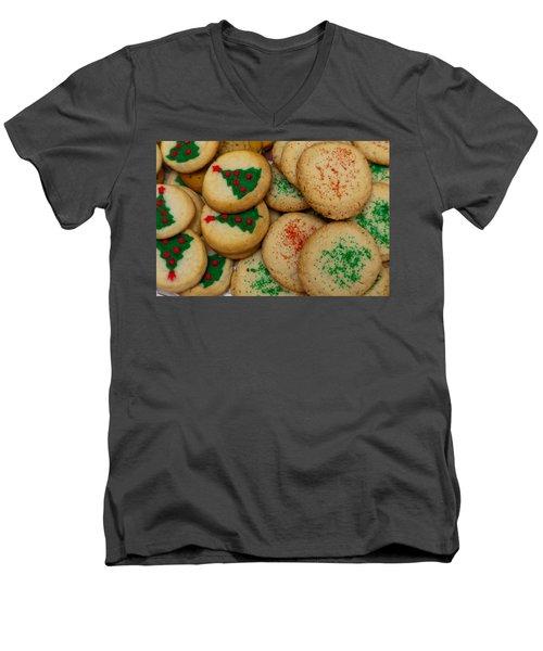 Cookies 103 Men's V-Neck T-Shirt