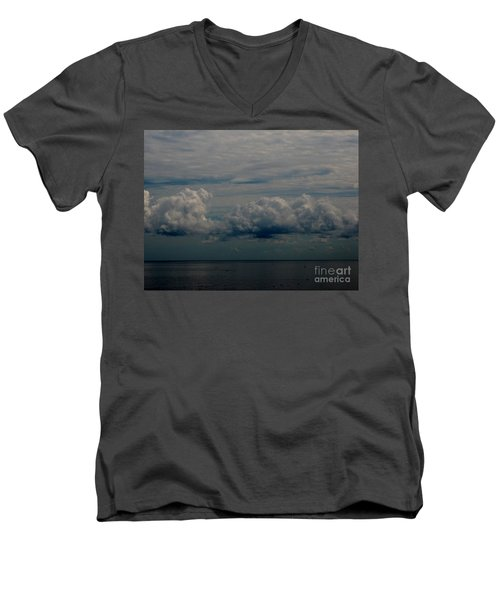 Cool Clouds Men's V-Neck T-Shirt
