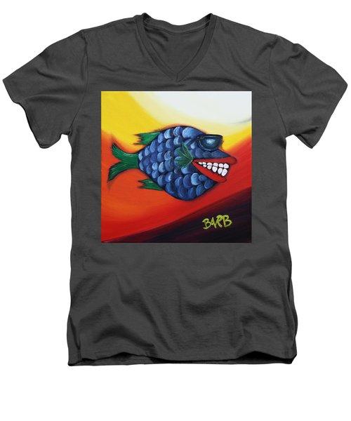Cool Dude  Men's V-Neck T-Shirt