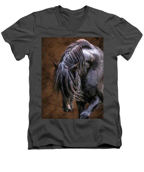 Devine Cool Hand Luke Men's V-Neck T-Shirt