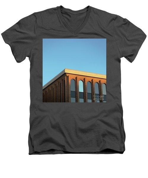 Corner Light Men's V-Neck T-Shirt