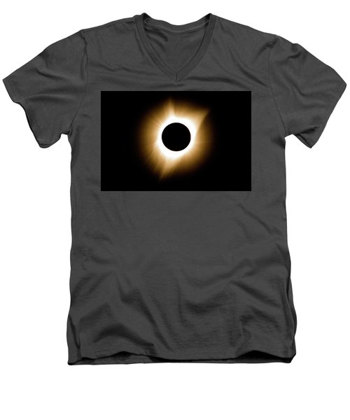 Corona Men's V-Neck T-Shirt
