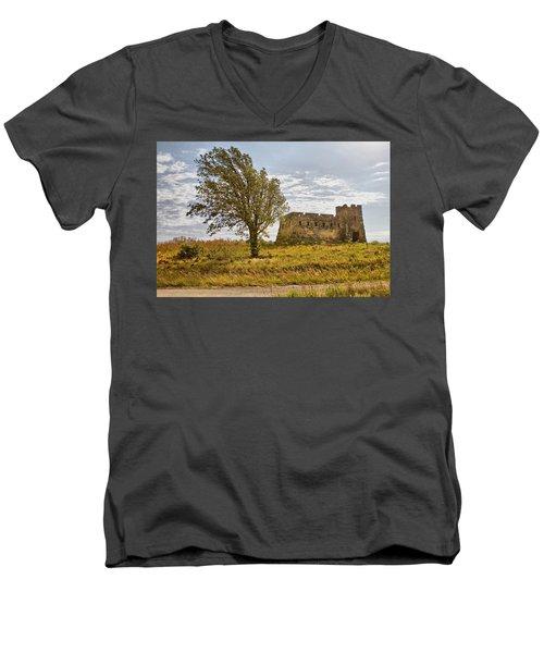 Coronado Hights Lookout  Men's V-Neck T-Shirt