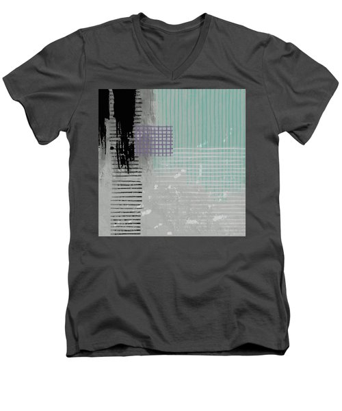 Corporate Ladder Men's V-Neck T-Shirt
