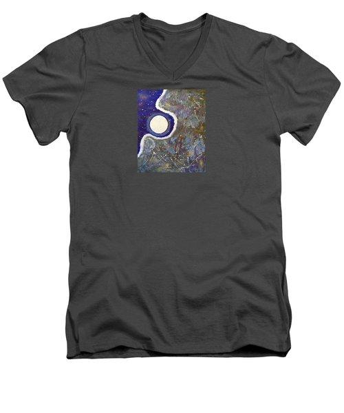 Cosmic Dust Men's V-Neck T-Shirt