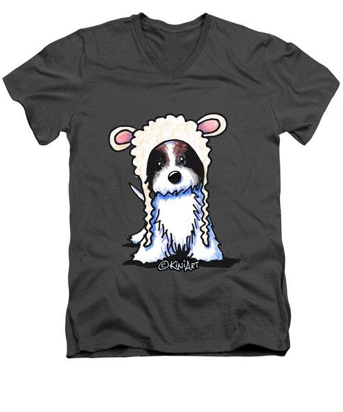 Coton De Tulear Men's V-Neck T-Shirt
