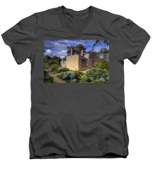 Cottage Men's V-Neck T-Shirt