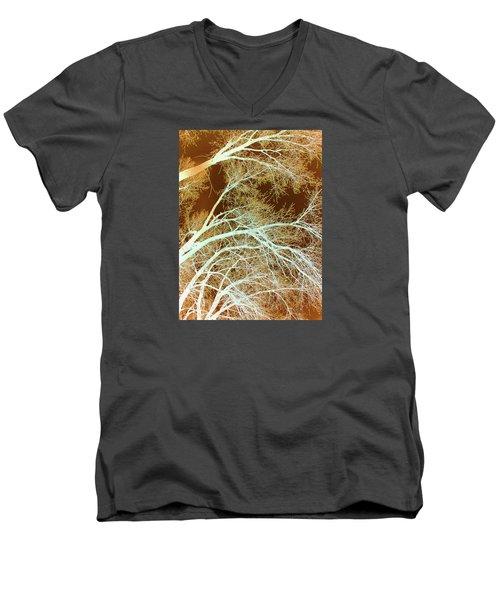 Cottonwood Conflux Men's V-Neck T-Shirt
