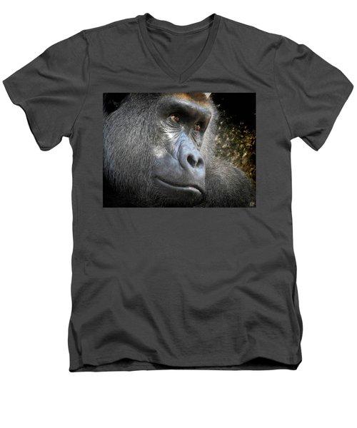 Cousin, No. 44 Men's V-Neck T-Shirt