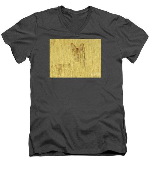 Coyote 1 Men's V-Neck T-Shirt