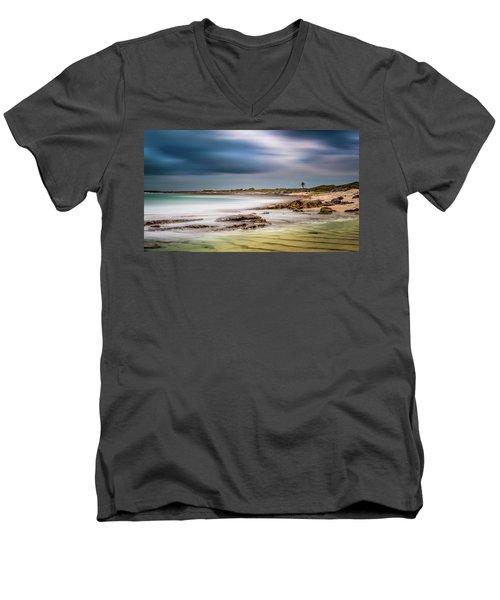 Cozumel  Men's V-Neck T-Shirt