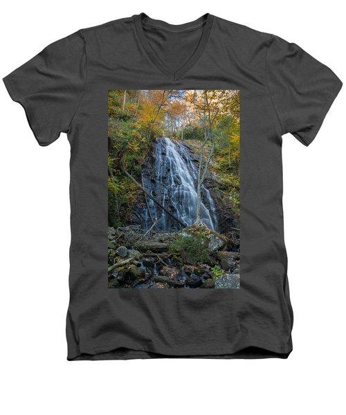 Crabtree-14 Men's V-Neck T-Shirt
