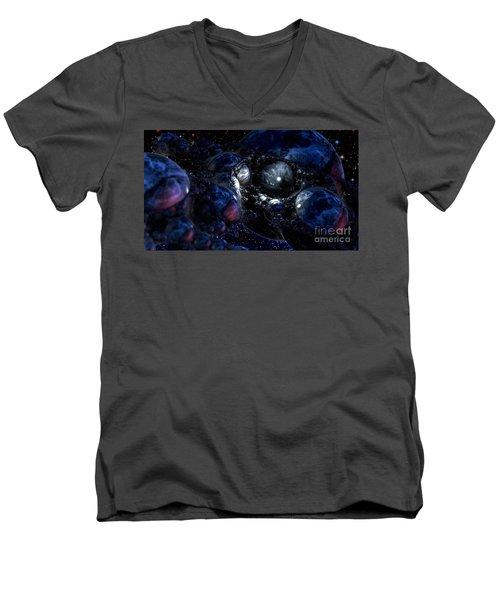 Cradle Of The Universe Men's V-Neck T-Shirt
