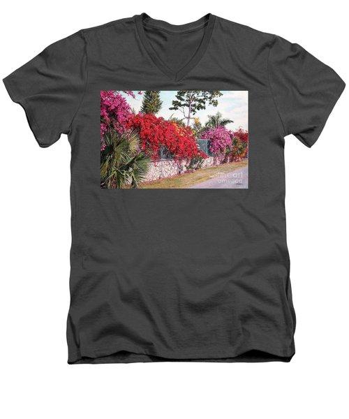 Creations Glory Men's V-Neck T-Shirt