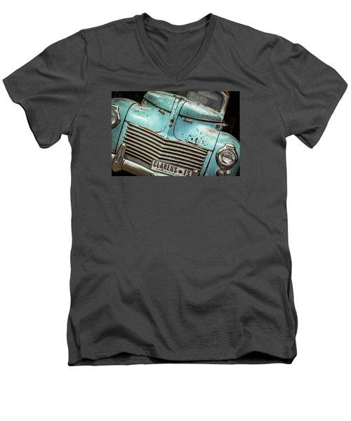 Creative Advertising Men's V-Neck T-Shirt