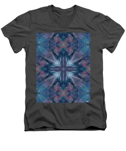 Cross Of Mentors Men's V-Neck T-Shirt