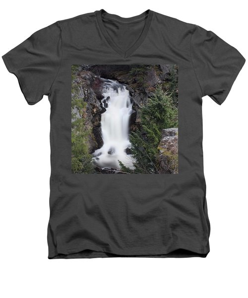 Crystal Falls , Wa Men's V-Neck T-Shirt