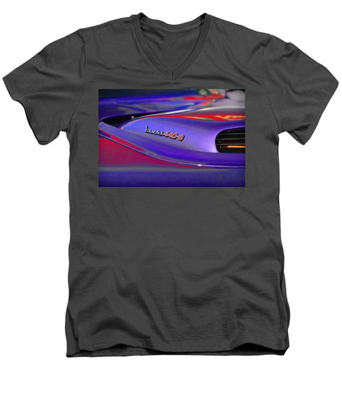 'cuda 440-6 Men's V-Neck T-Shirt
