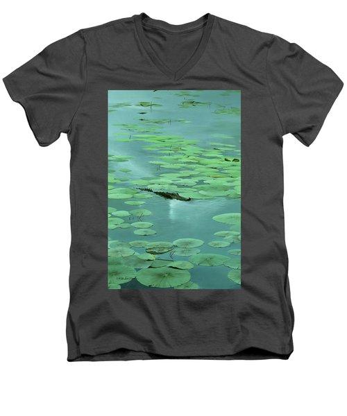 Cumberland Resident Men's V-Neck T-Shirt