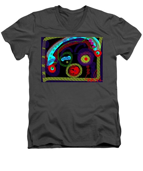 Cutie Petutie Men's V-Neck T-Shirt