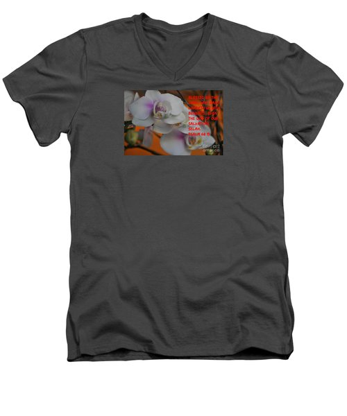 Daily Benefits Men's V-Neck T-Shirt