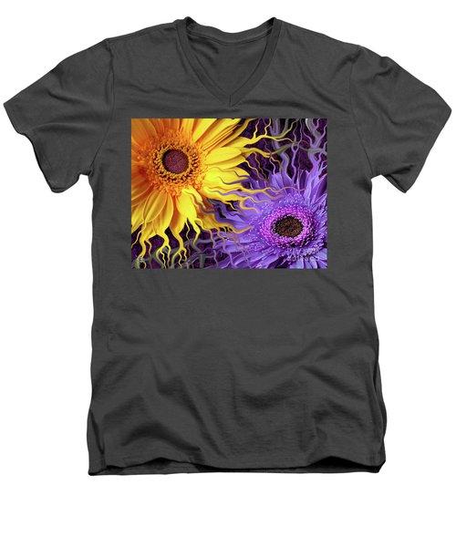 Daisy Yin Daisy Yang Men's V-Neck T-Shirt