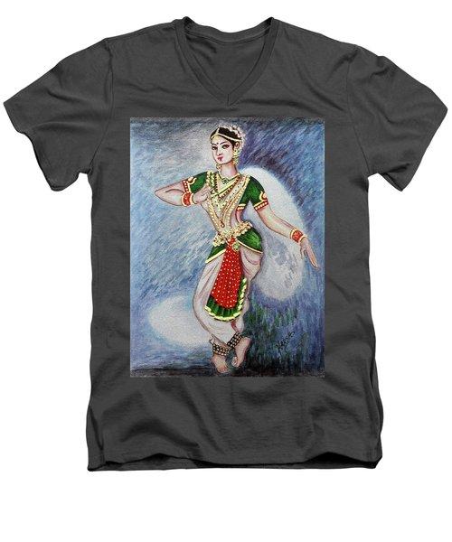 Dance 2 Men's V-Neck T-Shirt
